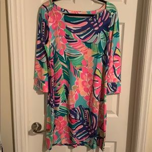 Lilly Pulitzer Sophie Dress in Exotic Garden